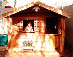 Kids Playhouses, Wooden Playhouse Kits, Childrens Garden Playhouses | Cedarshed