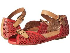 Gentle Souls Bessie Red - Zappos.com Free Shipping BOTH Ways