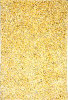 Amer Cozy Coz-1 Yellow Area Rug