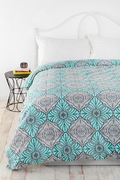 Magical Thinking Bright Star Duvet Cover  #UrbanOutfitters