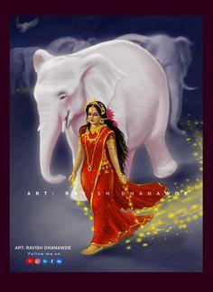 Shiva Hindu, Hindu Rituals, Shiva Shakti, Hindu Art, Durga Maa, Indian Goddess, Goddess Lakshmi, White Horse Painting, Navratri Images