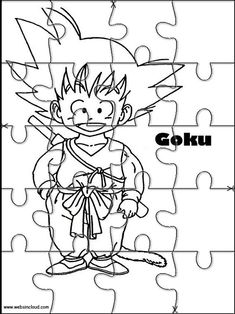 Dragon Ball Z, Interactive Notebooks, Colouring Pages, Goku, Mars, Puzzles, Batman, Snoopy, Google