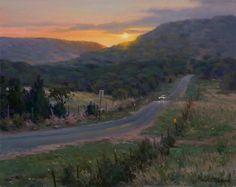 texas-oil-painting-artistLandscape Paintings By John Pototschnik