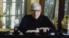 Remembering Award-Winning Composer Marvin Hamlisch - Marvin Hamlisch, with some of his many awards.