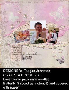 ScrapFX Idea Gallery