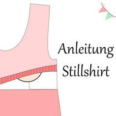 AnniNanni Stillshirt/Kleid Freebook