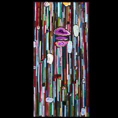 June 8-10, 2012: Omaha Summer Arts Festival - Artist: Tracy Kehr from Bay City, Michigan