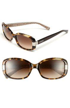 f1d418f7fa COACH  Lillian  Gradient Lens Sunglasses available at  Nordstrom