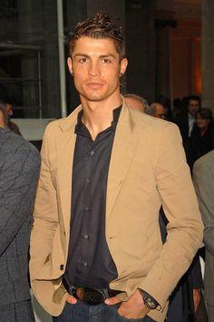 Cristiano Ronaldo T-Shirt - Cristiano Ronaldo Looks - StyleBistro