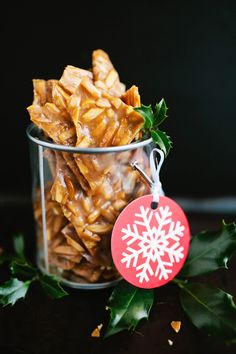 The Best Almond Brittle - Say Yes to Hoboken