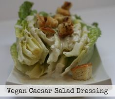 Thug Kitchen: Vegan Caesar Salad - Cooking By Laptop