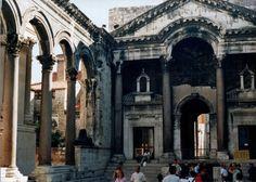 Il Palazzo di Diocleziano a #Spalato