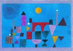 Los colores de Paul Klee