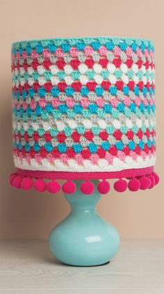 Isn't this the most fabulous thing you have ever seen! The free pattern for it is available on our blog now!
