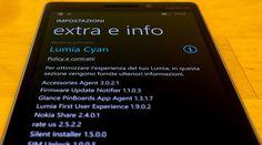 Windows Phone 8.1, aggiornamento disponibile http://www.sapereweb.it/windows-phone-8-1-aggiornamento-disponibile/         (Foto: Lorenzo Longhitano)  L'arrivo di Windows Phone 8.1 era atteso a giorni – la roadmap ufficiale parlava delle prime settimane di luglio – ma ora è giunto l'annuncio: la nuova versione dell'OS mobile di Redmond è entrata nella fase di...