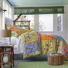 Sachet Floral Comforter Cover...Favorite...but wait until May???