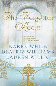 Showcase - Review  The Forgotten Room by Karen White, Beatriz Williams and Lauren Willig