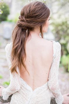 View entire slideshow: Summer\'s Messiest (Most Beautiful) Hairstyles on http://www.stylemepretty.com/collection/1932/