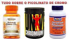 Picolinato de cromo: inibe a vontade de comer doces e auxilia no emagrecimento