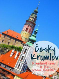 Cesky Krumlov, Czech Republic - California Globetrotter