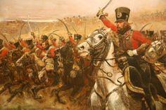 19th century military painter Jean Baptiste Edouard Detaille