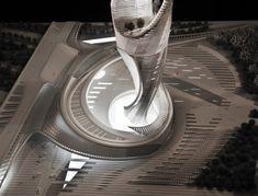 raymond PAN/HMC Architects | Taiwan Tower
