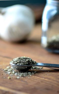 Homemade Pizza Seasoning - Home in the Finger Lakes