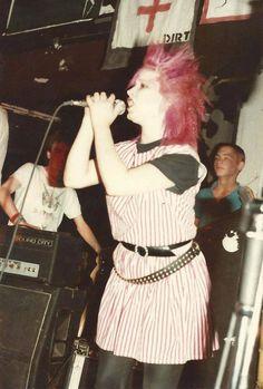 DIRT- July 1982, London