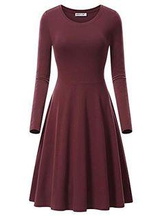 Vestido de malha Ponto Roma, manga 34   Vestidos de mulher