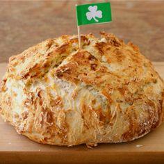 Traditional White Irish Soda Bread