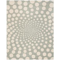 Soho Grey/Ivory 7 ft. 6 in. x 9 ft. 6 in. Area Rug