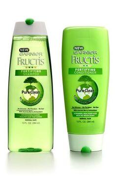 Garnier Fructis Pure-Clean