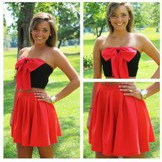 Cute dress!<3