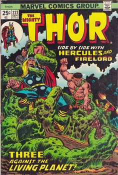 The Mighty Thor No. 227