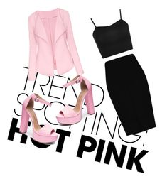 """""""Untitled #3"""" by ermiina22 ❤ liked on Polyvore featuring WithChic, Boohoo and Chinese Laundry"""