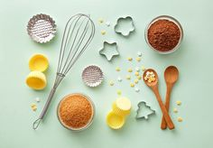 Healthy baking alternatives that won't make you feel guilty for indulging. Cake Decorating Supplies, Decorating Tools, Cookie Decorating, Baking Tools, Baking Pans, Baking Products, Baking Soda, Cooking Supplies, Cooking Tips