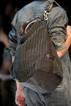 Dolce & Gabbana mens pocket book, handbag  J.A