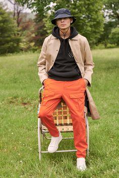 Rag & Bone Spring 2020 Menswear Fashion Show - Vogue Next Fashion, Pop Fashion, Fashion Brand, Runway Fashion, Girl Fashion, Fashion Show Collection, Men's Collection, Vogue Paris, The Fashionisto