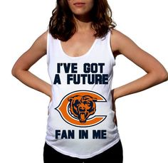 Chicago Bears Toddler Girls 2-Piece Crew T-Shirt & Leggings Set - Orange/Navy Blue/Ash