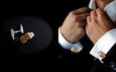 Use customized handmade Cufflinks to enhance your look