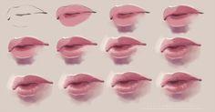 Znalezione obrazy dla zapytania anatomy painting tutorial