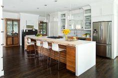 [houzz.com, Clairemont Whole House Renovation - contemporary - kitchen - atlanta - TerraCotta Properties]
