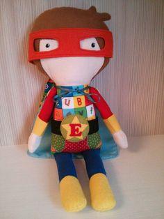 Súper Eric ( boneco serelepe)
