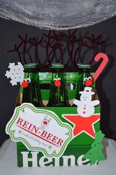 Beer decorating