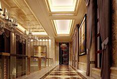 3D #design #corridor lighting Visit http://www.suomenlvis.fi/