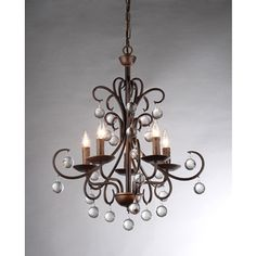 Grace Antique Bronze And Crystal Drop Chandelier From Costs Around 160 Is An Exact