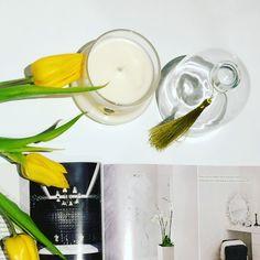 Świeca sojowa Pom Pom Candles http://www.pompomcandles.pl