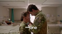 our girl - bbc - captain james and molly