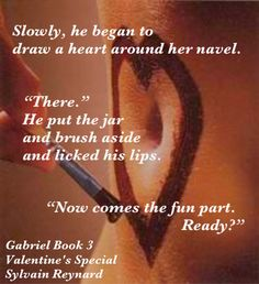 @sylvainreynard The Valentine's Outtake is posted here: http://www.sylvainreynard.com/2013/02/gabriel-julias-valentines-day-outtake.html … Happy Valentine's Day, Everyone. SR: Thursday, February 14, 2013  Gabriel & Julia's Valentine's Day : Outtake  An Original Outtake from the Gabriel Series by Sylvain Reynard    (Copyright Sylvain Reynard 2013: May not be reproduced or republished without written consent.) http://www.sylvainreynard.com/2013/02/gabriel-julias-valentines-day-outtake.html