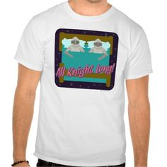 All Knight Long T-shirt. An ode to having fun while storming the castle.